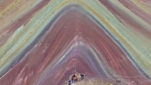 Rainbow mountains in Peru will blow your mind