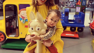 Chrissy Teigen says chill about changing diapers