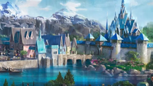 Disneyland Paris set to construct 'Frozen Land'