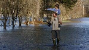 Sturmtief Dennis: 2 Menschen sterben in rauer See