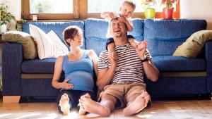 Nochmal schwanger nach 3 Jungs: Doch dann erwartet die Eltern eine große Überraschung