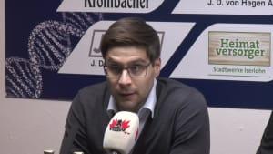 Iserlohns Headcoach kritisiert seine Führungsspieler