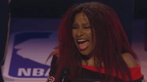 Chaka Khan's NBA All-Star National Anthem debacle