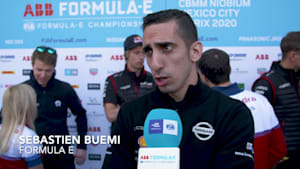 Formula E - 2020 Mexico City E-Prix - Sebastien Buemi Pre-race interview