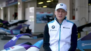 Formula E - 2020 Mexico City E-Prix - Maximilian Guenther Pre-race interview