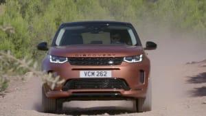 Der neue Land Rover Discovery Sport startet in Deutschland