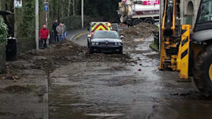 More than 300 flood warnings in place across the UK