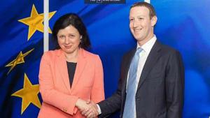 Zuckerberg in Brüssel - unter Ausschluss der Öffentlichkeit