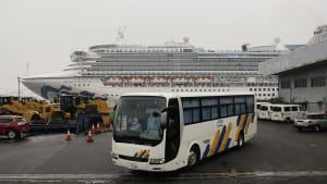 USA evakuieren über 300 Bürger aus Japan - darunter SARS-CoV-2-Infizierte