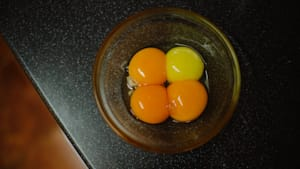 Which Is Healthier, Orange Or Yellow Egg Yolk?