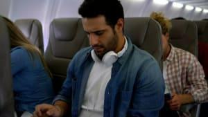 Drei Tricks für einen privateren Sitzplatz im Flugzeug