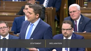 Scheer Blasts PM's Response To Rail Blockades