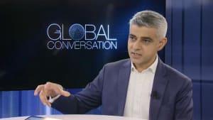 """Sadiq Khan wirbt bei Euronews für """"assoziierte Bürgerschaft"""" in der EU"""