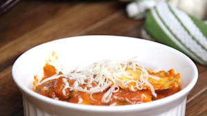 One pot ravioli pasta is perfect quick meal