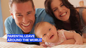 Finland's winning the parental leave game. How are other countries doing?