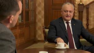 """Moldaus Präsident Dodon: Botschafter """"blockieren"""" engere Beziehungen mit EU"""