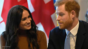 Harry and Meghan could lose 'Sussex Royal' brand