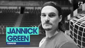 Masterclass mit Handball-Torwart Jannick Green: Paraden bei Würfen von Außen