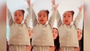 Kim Kardashian and her daughter love TikTok