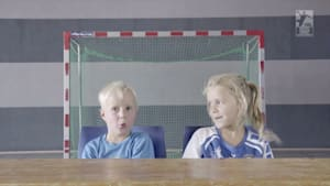 """""""Dings Bumms"""": Kinder erklären die Handballwelt"""