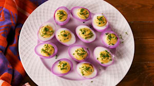 Most festive deviled eggs ever