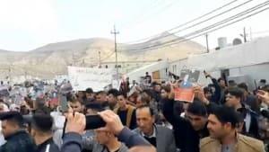 Petition und Protest: Keine Todesstrafe für jungen Jesiden Khalid (19)