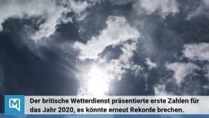 Steht uns 2020 ein weiterer Rekord-Sommer bevor?