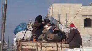 Syrien: 900.000 Menschen auf der Flucht