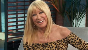Suzanne Somers shares recipe to a lasting marriage