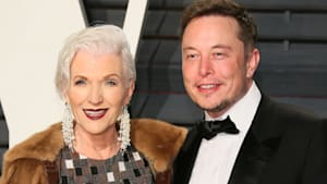 Elon Musk's mother talks raising a 'genius boy'