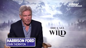 Harrison Ford praises activist Greta Thunberg