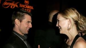Keine Einladung für Kate Hudsons Party: Tom Cruise wird zum Klettermaxe