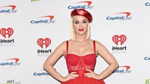Katy Perry: Zusammenbruch nach Gasleck
