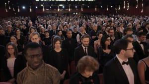 Berlinale eröffnet mit Schweigeminute