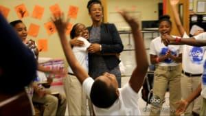 Hero teachers spend savings to keep school afloat