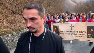 """Proteste gegen Kirchengesetz in Montenegro: Es geht um """"serbische Identität"""""""