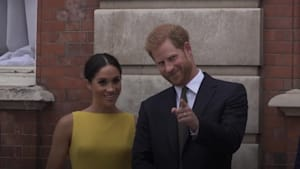 Harry and Meghan to stop using 'Sussex Royal' branding