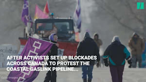 Protest Blockades Highlight Canada's Need For Rail Roads