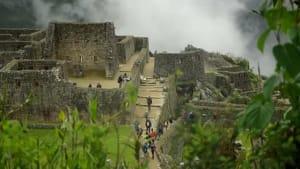Machu kaputtu: Touristen auf des Inkas Spuren