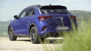 Der neue Volkswagen T-Roc R - Das Design