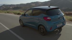 Hyundai i10 - Neue Generation setzt Maßstäbe unter den Kleinstwagen