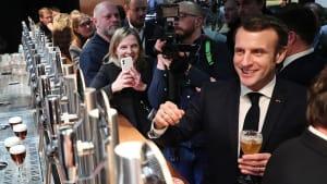 Emmanuel Macron will mit Gelbwesten sprechen