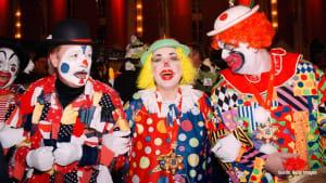 Stars in Karnevalslaune: So schön feiern die Promis