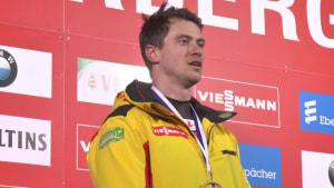 Rennrodel-Weltcup in Winterberg trotz schwieriger Bedingungen ein Erfolg für deutsche Athleten