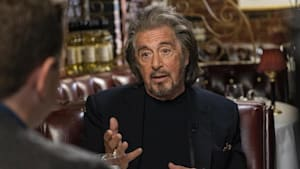 Al Pacino looks back at his early years of acting