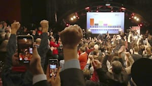 SPD und Grüne in Hamburg deutlich vorn: CDU, FDP und AfD stürzen ab