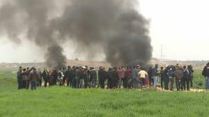 Raketenangriffe im Gazastreifen - Israel reagiert mit Luftangriffen