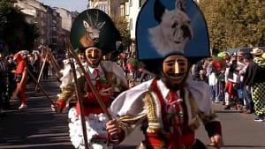 Karneval in Europa - Proteste in Belgien