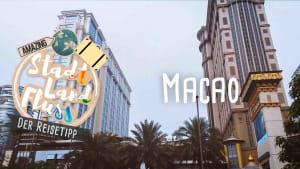 Atemberaubendes Macau: Venedig des Ostens // STADT LAND FLUSS - Der Reisetipp