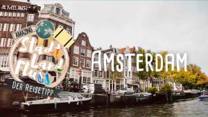 Erlebe das romantische Amsterdam mit dem Fahrrad // STADT LAND FLUSS - Der Reisetipp